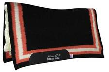 Border Black Melon Professional's Choice SMx HD Air Ride Saddle Pad Pro Merino