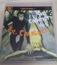 Das Cabinet des Dr. Caligari Masters of Cinema Blu-Ray/DVD Robert Wiene