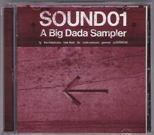 SOUND01 - Big Dada Sampler - Various Artists - CD (BDCD029 Big Dada 2001)