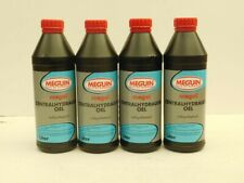 8,11€/l Meguin Megol Zentralhydraulikoel 4 x 1 L MB 345.0 VW G 004 000 / 002 000
