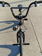 Mongoose Rebel Kids 20 inch Bmx Bike - Black