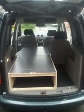 VW Caddy/Camping/Bett/1 Person/Tischfunktion