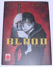 Blood the Last Vampire-Manga-RARO RAR culto programmazione a oggetti anime esaurito Blood + C