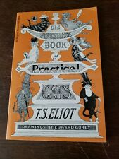 Old Possum's Book Of Practical Cats, T.S.Eliot, Edward Gorey
