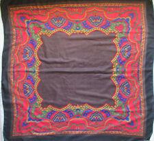 -Superbe châle WIL DEMULDER London   100% laine   TBEG  scarf