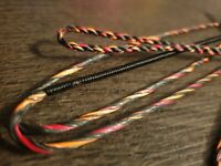 Recurve/longbow/flatbow flemish twist bow string..CUSTOM BUILT FASTFLIGHT