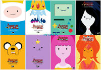 Adventure Time: The Complete Series Seasons 1-8(DVD, 2018, 21-Disc Box Set) New