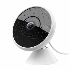 Logitech Circle 2 Indoor/outdoor Weatherproof Wired Home Security Camera