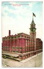Early 1900s National Biscuit Company, Chicago, IL Postcard *5B