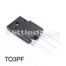 2SC4123 Transistor Silicon NPN - CASE: TO3PF MAKE: SANYO