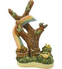 "Hummel Lucky Days Scape #818170 NIB Tree & Rainbow 5"" NEW IN BOX"