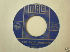 The Box Tops Mala 12035 I See Only Sunshine