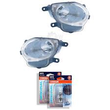 Scheinwerfer Set Fiat 500 Bj. 07->> mit Tagfahrlicht H1 inkl. OSRAM Lampen JJO