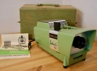 Graflex Instructor 150 Filmstrip Projector General Precision Equipment Vintage