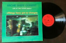 Archie Shepp 4et Live at the Totem v.1 Things have got to change Marge