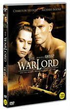 THE WARLORD (1965) Charlton Heston, Franklin J. Schaffner DVD *NEW