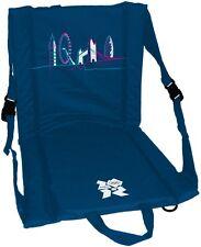 SEDILE Pieghevole Outdoor Portatile per Sedia Campeggio Picnic Con Logo Icona TURISTICHE