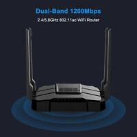 WG108 High Power Gigabit  WiFi Router Dual Band Gigabit Wireless Internet Router