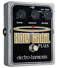 EHX Electro Harmonix Holy Grail Plus, Brand New, Free Global Shipping