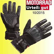 -27%25 MODEKA Handschuhe TACOMA wasserdicht Motorradhandschuhe Motorrad UVP 67,90�'�