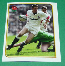 N°197 ENGLAND ANGLETERRE MERLIN IRB RUGBY WORLD CUP 1999 PANINI COUPE MONDE