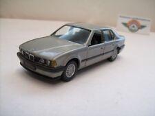 BMW 7er (E36), 1986, Rauchsilbermetallic Gama (Made in Western Germany) 1:43