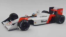 Minichamps 530881814 118 McLaren MP4/4 Fernando Alonso Circuit DeCatalunya model