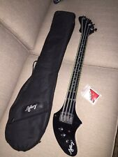 Ashbory Bass by Fender -Brand New with gig bag - fretless