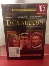 I, Claudius - Remastered Edition (DVD, 2008, 4-Disc Set, Collector's Edition)