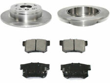 For 2004-2008 Acura TL Brake Pad and Rotor Kit Rear 49819PH 2005 2006 2007
