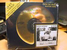 24K Gold CD AFZ-070 Randy Newman 12 Songs Sealed Audio Fidelity HDCD #1169/5000
