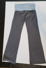 Pink By Victoria's Secret Yoga Pants, Womens Size Small, Gray Color,