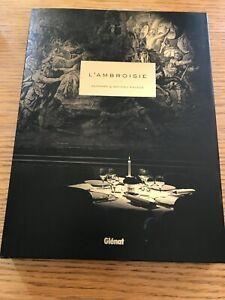GASTRONOMIE L'AMBROISIE BERNARD ET MATHIEU PACAUD 2012 E.O.