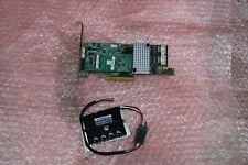 LSI Megaraid SAS 9266-8i / 8 Port SAS SATA 6GBs Raid Controller + BBU R. 5 6