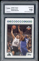 2008 Kevin Love Topps Rookie gem mint 10 #200