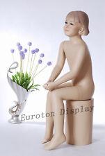 Bb-13 eurotondisplay escaparate muñeca Mannequin niñera personaje nuevo sentados