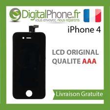 Ecran LCD + Vitre Tactile Montée sur Châssis- iPhone 4