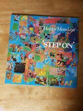 "Happy Mondays - Step On Vinyl 12"" Single FAC272"