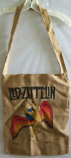 Led Zeppelin 1994 Swan Song Burlap Bag