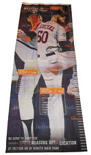 HOUSTON ASTROS CY YOUNG 7' BANNER Growth Chart MIKE SCOTT DALLAS KEUCHEL SGA