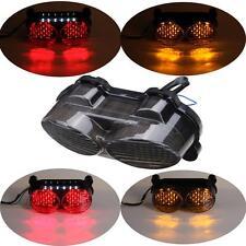 Moto LED Feu Arrière Clignotants pour Kawasaki ZR7S ZX6R ZX9R ZX900 ZZR600