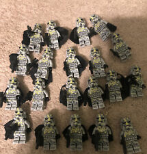 Custom Lego Star Wars Mimban Storm Trooper Minifigure Lot Of 20 Custom