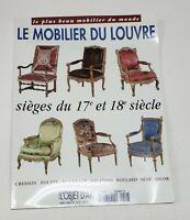 L'Estampille French Art Magazine L'Objet D'Art Louise XIV Furniture Chair Chaise