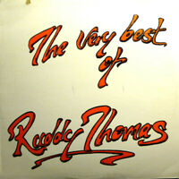 Ruddy Thomas - The Very Best Of Ruddy Thomas (Vinyl LP - 1983 - US - Original)
