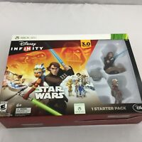 Disney Star Wars Infinity 3.0 Edition Starter Pack Xbox 360 NIB Sealed Anakin