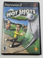 Hot Shots Golf 3 Playstation 2 PS2 Game Tested Complete w/ Manual