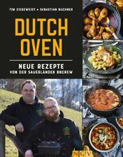 Dutch Oven - Neue Rezepte von der Sauerländer BBCrew (Gebundene Ausgabe, 2021)