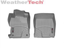 WeatherTech FloorLiner - Honda Civic Sedan - 2012-2013 - 1st Row - Grey