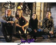3rd Rock From The Sun Cast SIGNED AUTOGRAPHED 10X8 REPRO PHOTO PRINT Lithgow