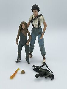 NECA Aliens Ripley & Newt - 30TH ANNIVERSARY Deluxe 2-Pack Action Figures